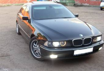 1997 bmw 5 series pictures gasoline fr or rr cvt for sale. Black Bedroom Furniture Sets. Home Design Ideas