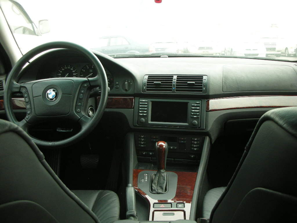 2000 BMW 5 Series Pictures 2800cc Gasoline FR Or RR
