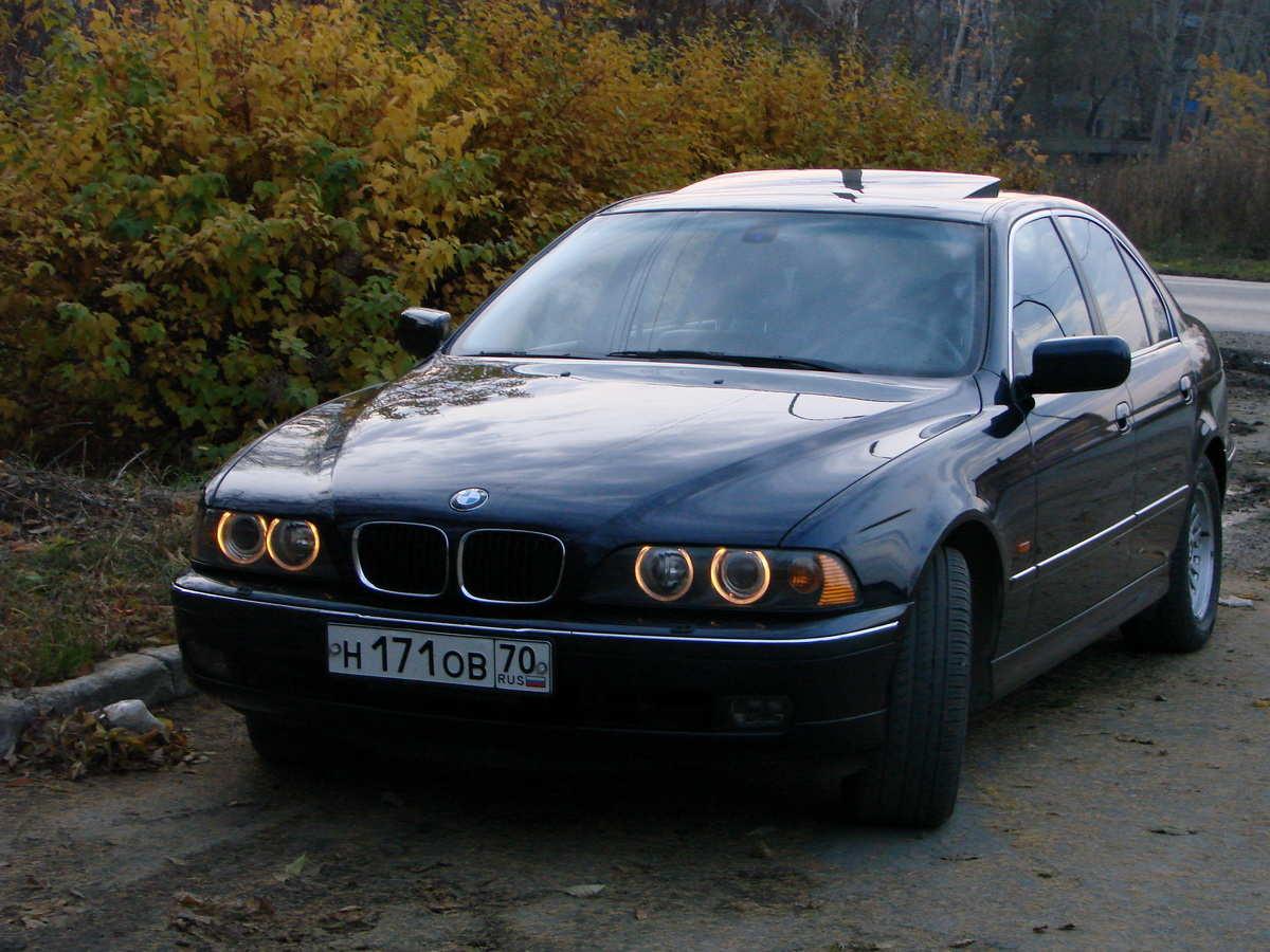 2000 Bmw 5 Series Pictures 2 8l Gasoline Fr Or Rr