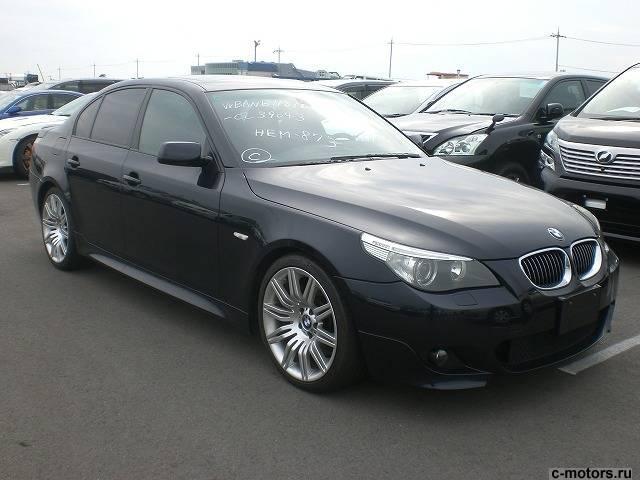 Bmw 2002 For Sale >> 2005 BMW 5-SERIES specs, Engine size 4.0l., Fuel type ...