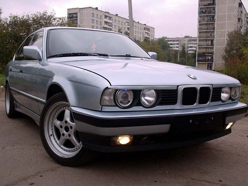 1990 Bmw 520 Pictures 2000cc Gasoline Fr Or Rr Manual