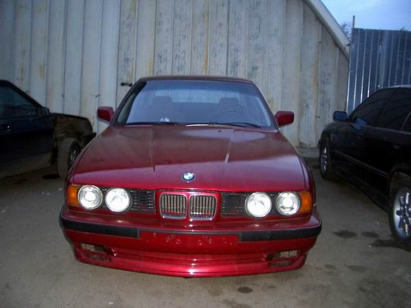 1991 Bmw 520 Pictures 2cc Gasoline Fr Or Rr Automatic
