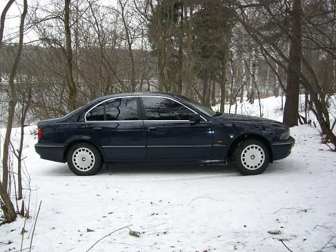 1997 Bmw 520 Pictures For Sale