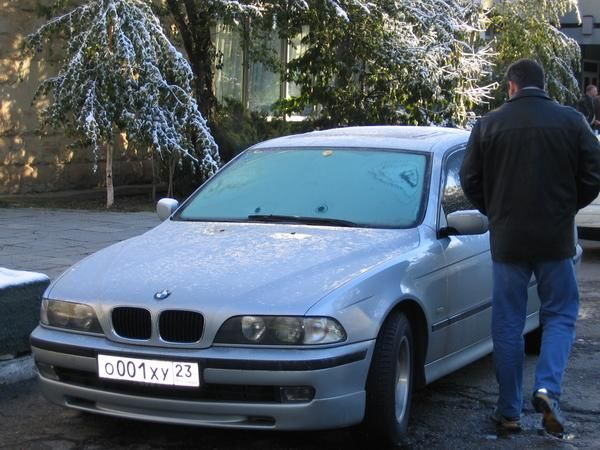 1998 Bmw 520 Pictures Gasoline Fr Or Rr Manual For Sale
