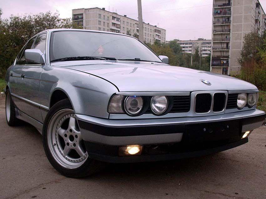 1990 Bmw 520i Pictures 1998cc Gasoline Fr Or Rr Manual For Sale