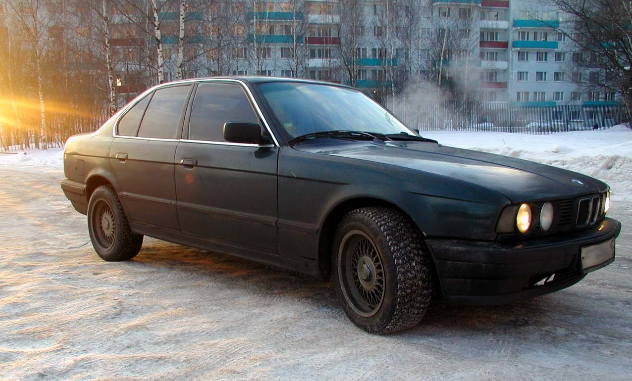 Cars That Start With A >> 1993 BMW 520I Pictures For Sale