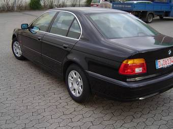 2001 bmw 520i photos 2170cc gasoline ff manual for sale. Black Bedroom Furniture Sets. Home Design Ideas