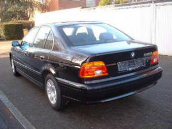 2001 bmw 520i for sale 2 2 gasoline fr or rr manual for sale. Black Bedroom Furniture Sets. Home Design Ideas