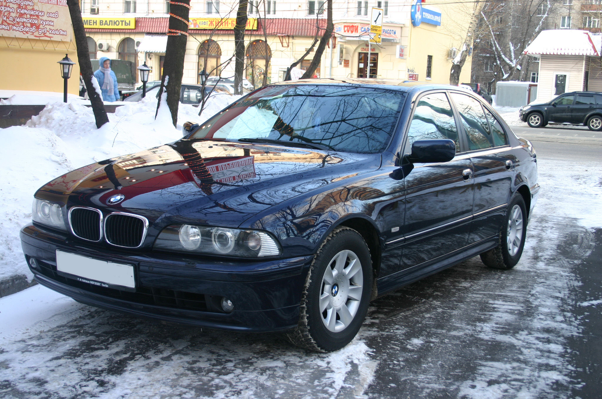 2001 Bmw 525 Specs Mpg Towing Capacity Size Photos