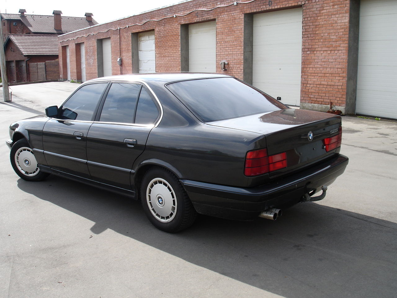 1991 Bmw 525i Pictures For Sale