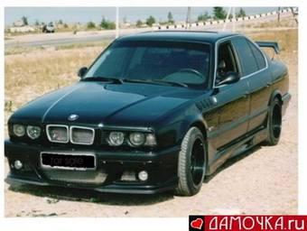 1993 Bmw 525i Pics Gasoline Fr Or Rr Manual For Sale
