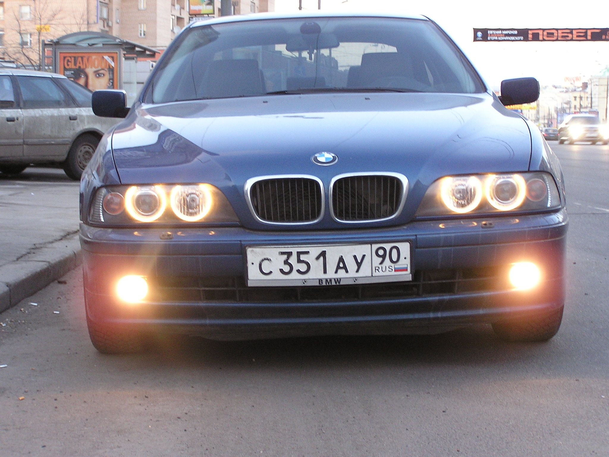 2001 bmw 525i pictures 2500cc gasoline fr or rr automatic for sale. Black Bedroom Furniture Sets. Home Design Ideas