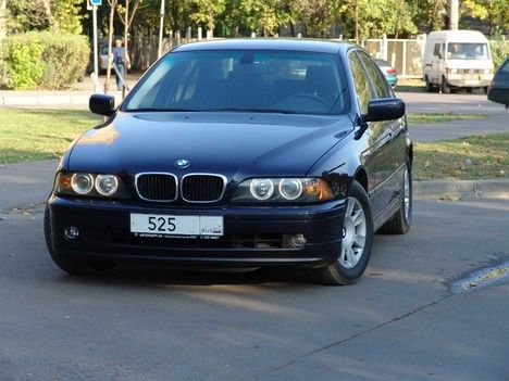 2002 BMW 525I Pictures For Sale