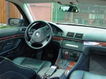 1998 Bmw 528i Pictures 2 8l Gasoline Automatic For Sale