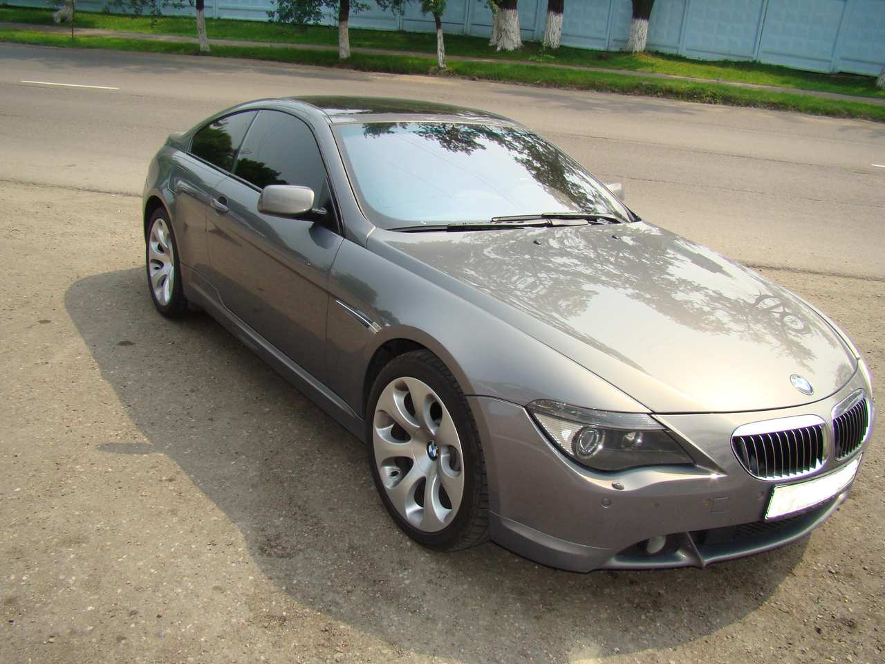 BMW Series Photos Gasoline FR Or RR Automatic For Sale - 2003 bmw 6 series