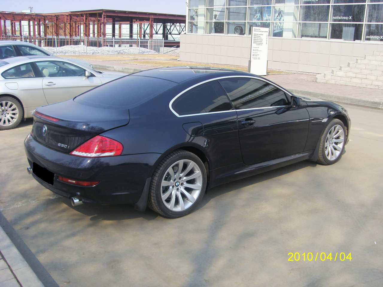 2008 bmw 6 series for sale 3000cc gasoline fr or rr automatic for sale. Black Bedroom Furniture Sets. Home Design Ideas