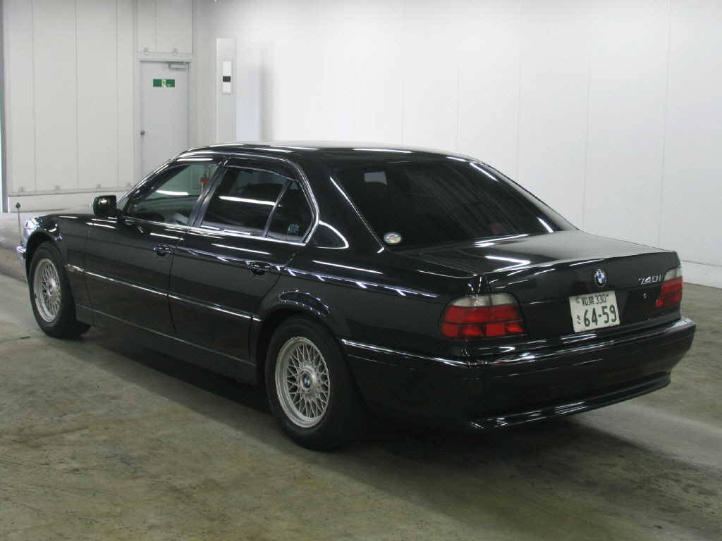 used 1997 bmw 7 series photos 4 4 gasoline fr or rr. Black Bedroom Furniture Sets. Home Design Ideas