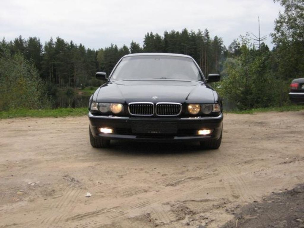 used 1998 bmw 7 series wallpapers. Black Bedroom Furniture Sets. Home Design Ideas