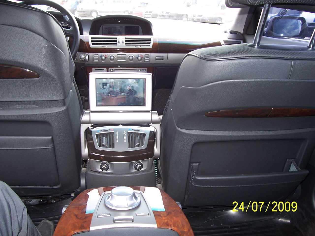 Used BMW Series Photos Cc Gasoline FR Or RR - 2004 bmw 750i