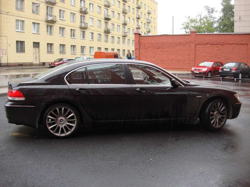 2007 bmw 7 series photos 4 8 gasoline fr or rr automatic for sale. Black Bedroom Furniture Sets. Home Design Ideas