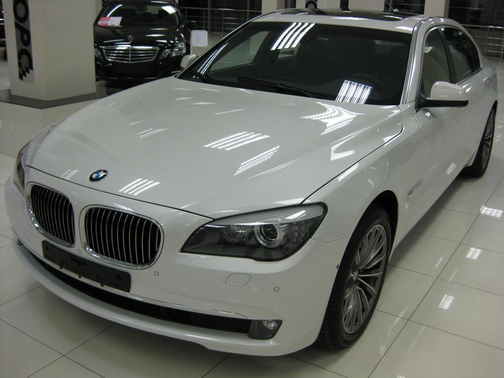 2009 bmw 7 series pictures gasoline automatic for. Black Bedroom Furniture Sets. Home Design Ideas