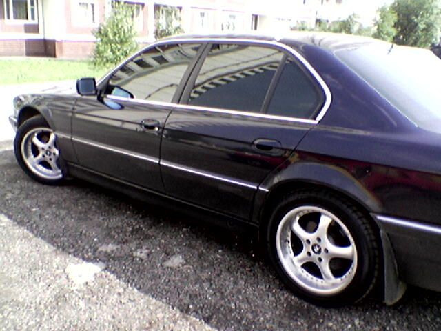 1997 bmw 730d pictures 2500cc diesel fr or rr automatic for sale. Black Bedroom Furniture Sets. Home Design Ideas