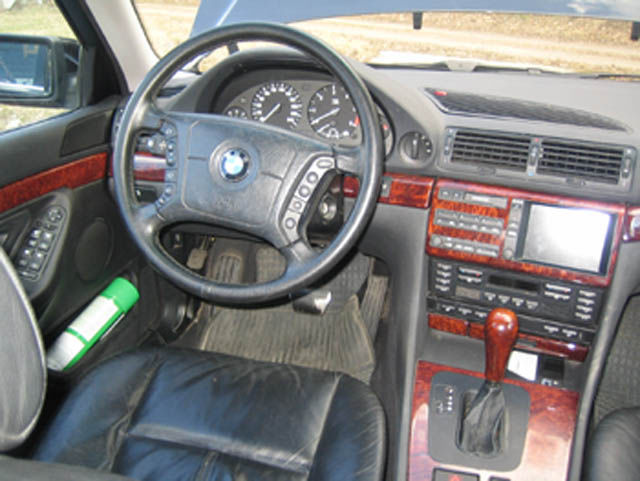 1999 BMW 730D Pictures For Sale