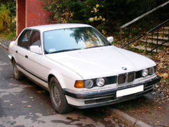 1990 Bmw 730i Pictures 3 0l Automatic For Sale