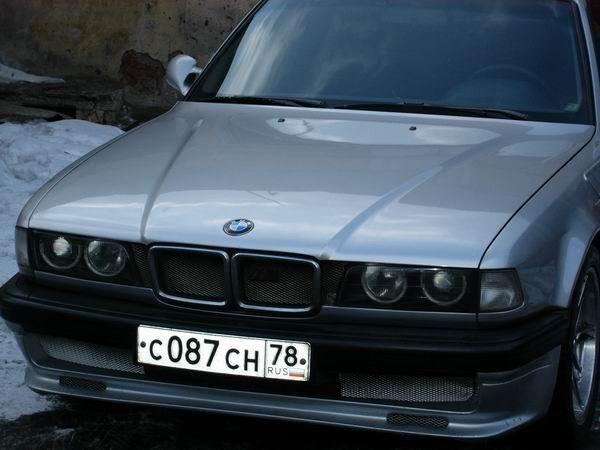 More photos of BMW 740I