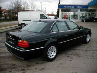2000 bmw 740il review