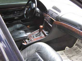 1995 Bmw 750il Pictures For Sale