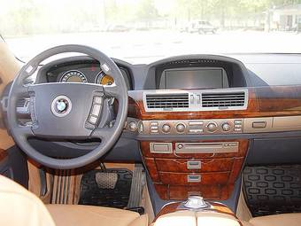 2003 bmw 760il pictures gasoline fr or rr automatic for sale. Black Bedroom Furniture Sets. Home Design Ideas