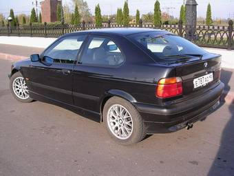 1999 BMW Compact Pics, 2.5, Gasoline, FR or RR, Manual For ...