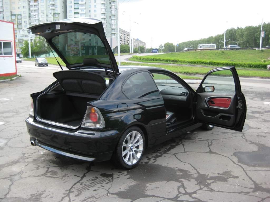 2002 bmw compact photos 1 6 gasoline fr or rr automatic for sale. Black Bedroom Furniture Sets. Home Design Ideas