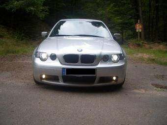 2003 BMW Compact Pictures