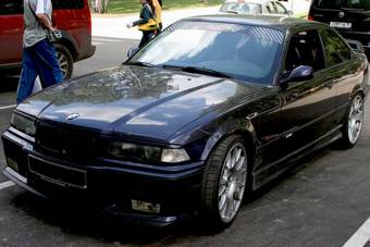 1995 BMW M3 Photos