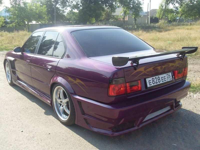 1995 BMW M5 Pictures, 3.8l., Gasoline, FR or RR, Manual For Sale