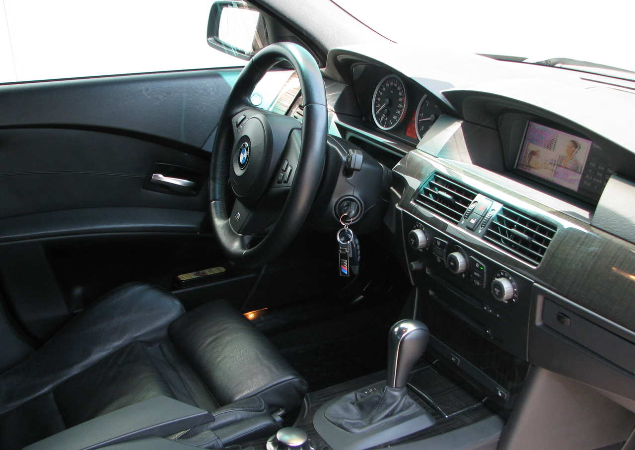 2005 BMW M5 Pics, 2.5, Gasoline, FR or RR, Automatic For Sale