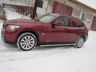 2010 BMW X1 Photos