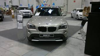 2012 BMW X1 Pictures