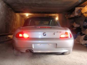 2000 BMW X3 Pictures