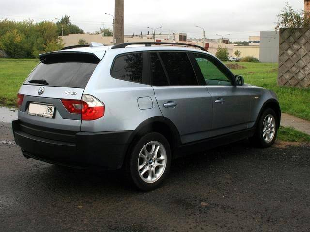 2004 bmw x3 photos 2 4 gasoline automatic for sale. Black Bedroom Furniture Sets. Home Design Ideas