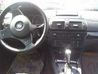 2007 BMW X3 Pictures