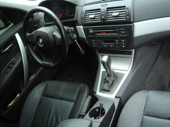 2007 BMW X3 Photos