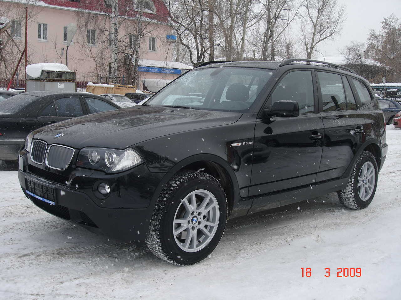 2008 bmw x3 pictures 2500cc gasoline automatic for sale. Black Bedroom Furniture Sets. Home Design Ideas