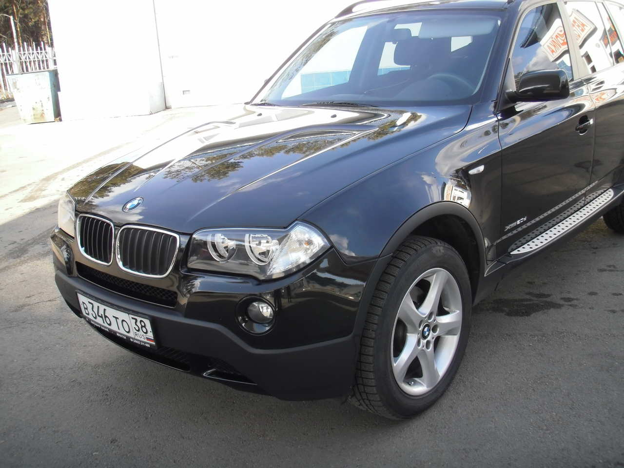 2009 bmw x3 photos 2 0 diesel automatic for sale. Black Bedroom Furniture Sets. Home Design Ideas
