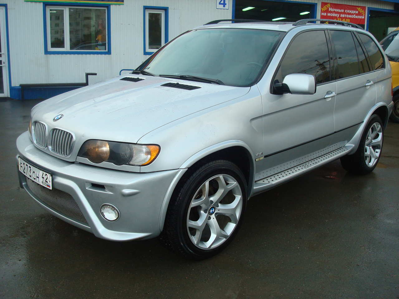 Photo 1 enlarge photo 1280x960 2002 bmw x5 photos