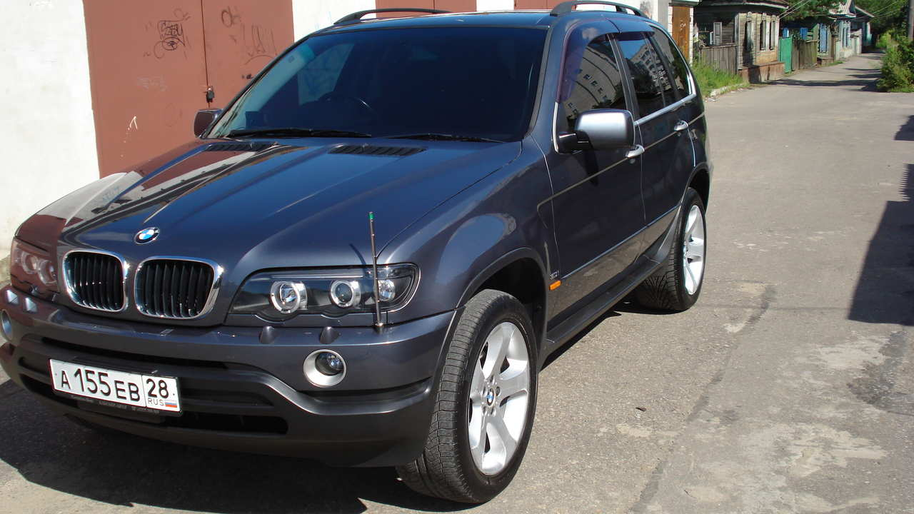 Photo 5 enlarge photo 1280x720 2002 bmw x5 wallpapers