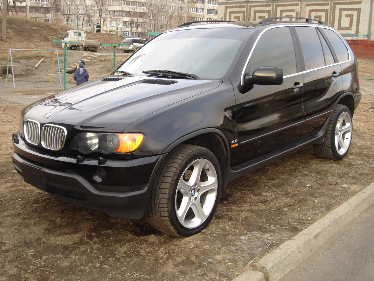 2003 bmw x5 pictures 4400cc gasoline automatic for sale. Black Bedroom Furniture Sets. Home Design Ideas