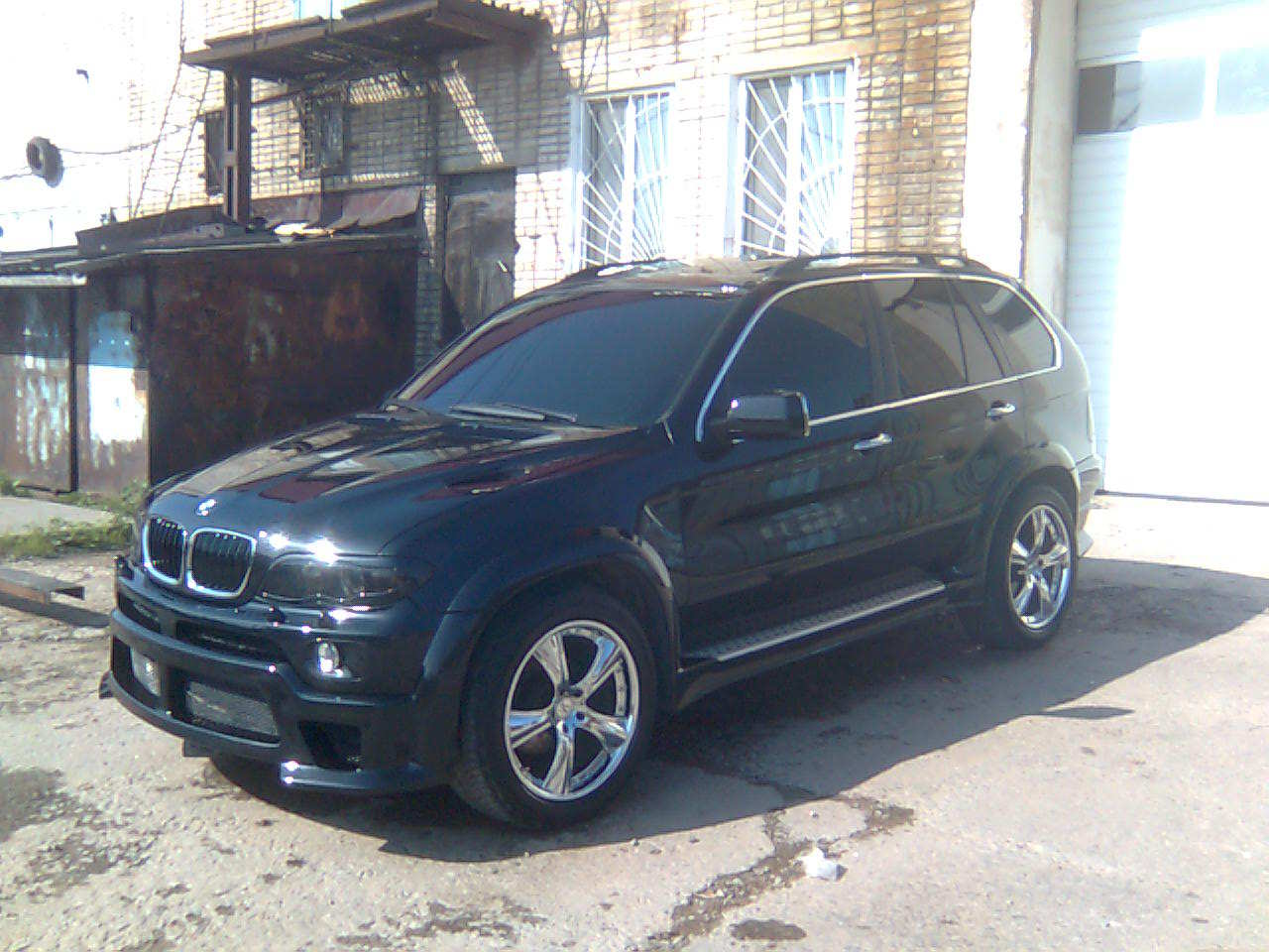 2004 bmw x5 for sale 4 4 gasoline automatic for sale. Black Bedroom Furniture Sets. Home Design Ideas